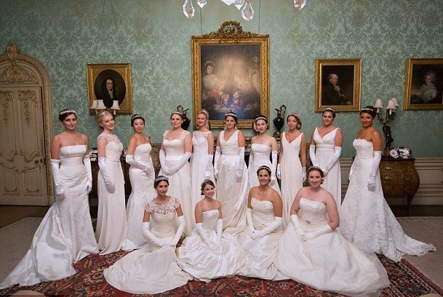 Residential 5-Day Debutante Finishing School