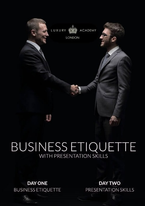 Business Etiquette & Presentation Skills