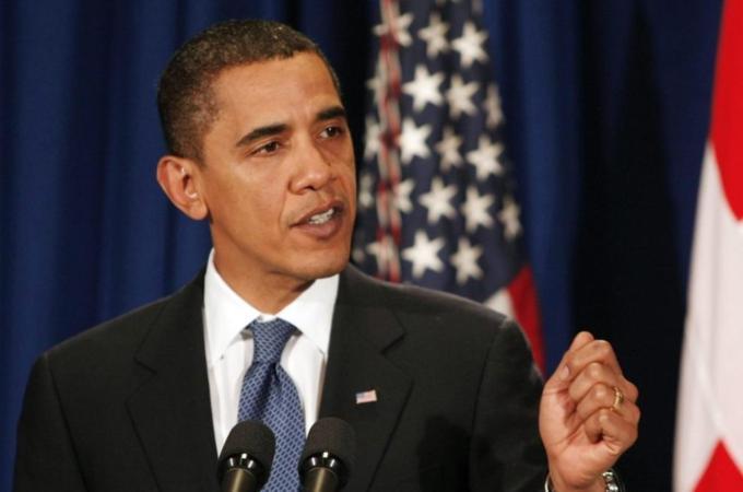 The reluctant leader Barack Obama