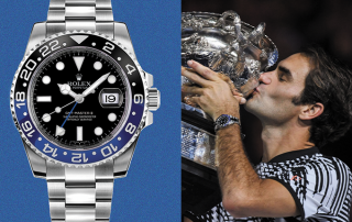 Roger Federer as a Luxury Icon