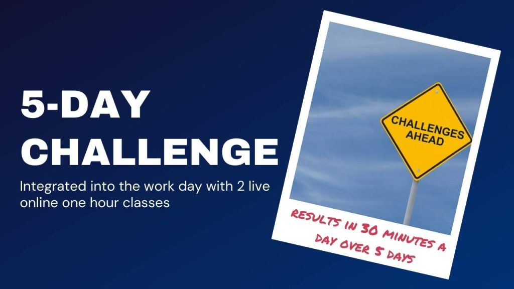 Luxury 5-Day Challenge