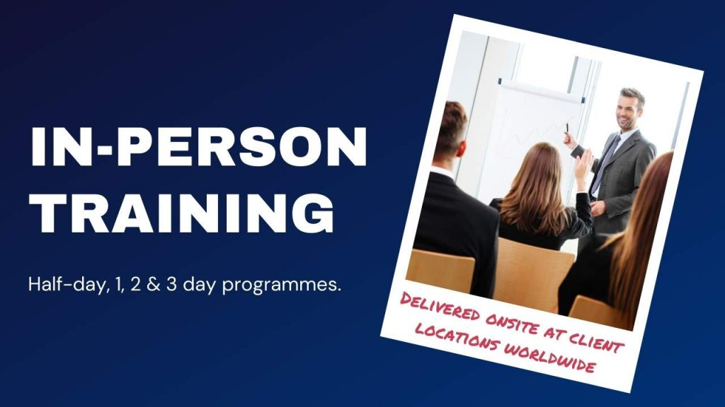 Luxury Classroom Training