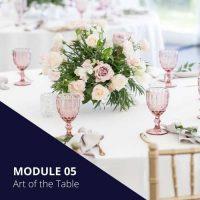 Elegant Hostess, Art of table settings