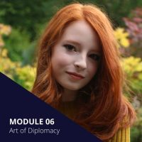 Art of Diplomacy, Finishing School for young Ladies