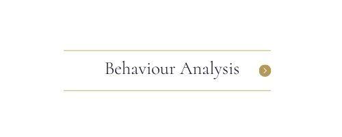 Behaviour Analysis