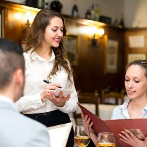 Upselling Food and Beverage